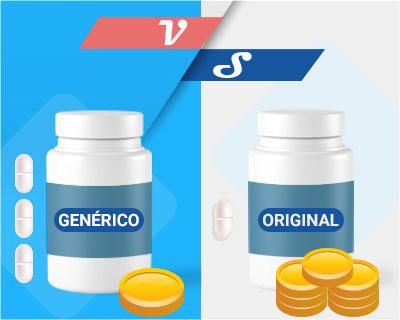 Medicamentos Originales y Genéricos